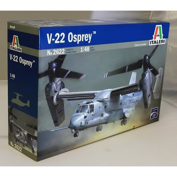 Italeri 1:48 2622 V-22 Osprey Model Aircraft Kit
