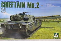 Takom 1:35 02040 Chieftain Mk 2 Tank Model Military Kit
