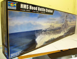 Trumpeter 1:200 03710 HMS Hood Battle Cruiser 1941 Model Ship Kit