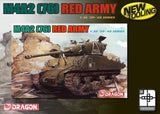Dragon 1:35 6188 M4A2 (76) RED ARMY Model Military Kit