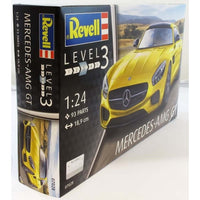 Revell 1:24 07028 Mercedes AMG GT Model Car Kit