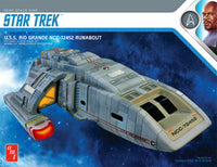 AMT 1:72 AMT 1084 Star Trek DS9 Rio Grande Runabout Model Kit