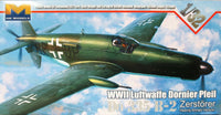 "HK Models 1:32 01E07 Dornier Do 335 ""Pfeil"" B-2 Zerstörer Model Aircraft Kit"