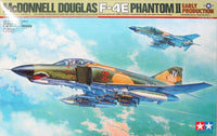 Tamiya 1:32 60310 F-4E Phantom Early Production Model Aircraft Kit