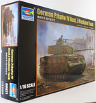 Trumpeter 1:16 00921 PzKpfw IV Ausf J German Medium Tank Military Model Kit