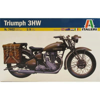 Italeri 1:9 7402 Triumph Model Military Motorcycle Kit