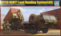 Trumpeter 1:35 01053 HEMTT Load Handling System (LHS) Military Model Kit