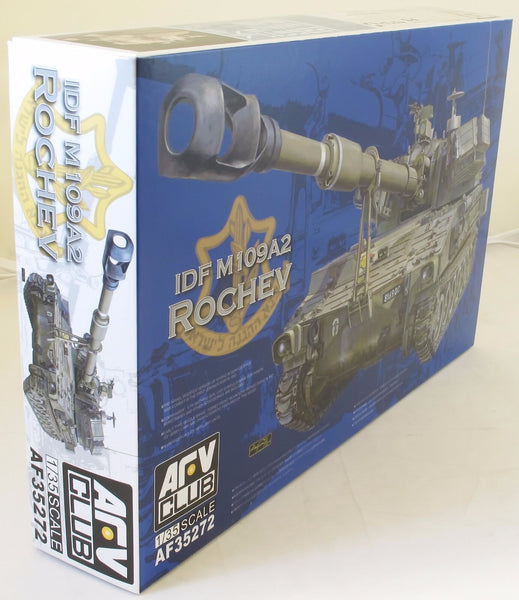 AFV Club 1:35 35272 IDF M109A1 Rochev Model Military Kit