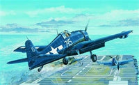 Trumpeter 1:32 02259 F6F-5N Grumman Hellcat Night Fighter Model Aircraft Kit