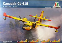 Italeri 1:72 1362 Canadair CL-145 Model Aircraft Kit