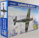 Trumpeter 1:24 02418 Me Bf 109K-4 Model Aircraft Kit