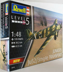 Revell 1:48 03918 1:48 Junkers Ju52/3m Transport Model Aircraft Kit