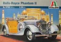 Italeri 1:24 3703 Rolls Royce Phantom II Model Car kit