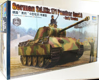 Trumpeter 1:16 00928 German Panther G Military Model Kit