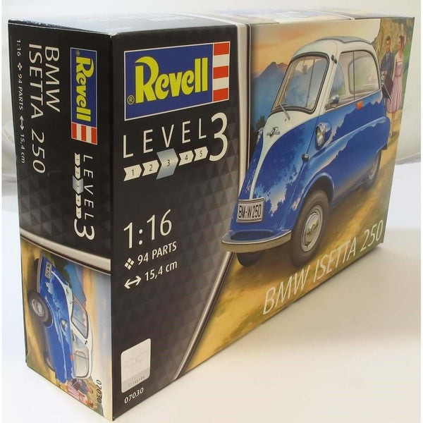 Revell 1:16 07030 BMW Isetta 250 Model Car Kit