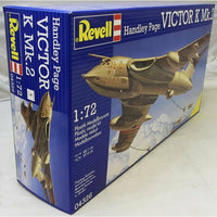 Revell 1:72 04326 Handley Page Victor K.2 Model Aircraft Kit