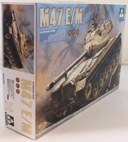 Takom 1:35 02072 US Medium Tank M47E/M 2 in 1 Model Military Kit