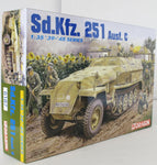 Dragon 1:35 6187 Sd.Kfz. 251/1 AUSF.C  Model Military Kit