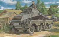 AFV Club 1:35 35231 SdKfz 231 (Early) Model Military Kit