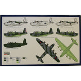 Italeri 1:72 1352 SHORTS RAF SUNDERLAND MKIII Model Aircraft Kit