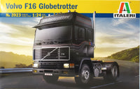 Italeri 1:24 3923 3923 Volvo F-16 Globetrotter Model Truck Kit