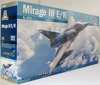 Italeri 1:32 2510 Mirage III E/R Model Aircraft Kit