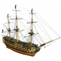 Billings 1:75 B498 H.M.S Victory - 3 Deck Warship Wooden Model Ship Kit