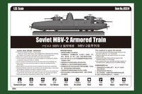 Hobbyboss 1:35 85514 Soviet MBV-2 (Late F-34 Gun) Model Military Kit