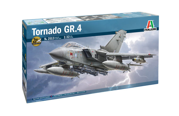 Italeri 1:32 2513 TORNADO GR. 4 Model Aircraft Kit