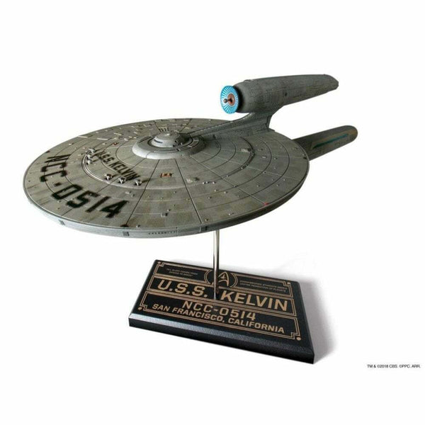 Moebius 1:1000 MMK976 USS Kelvin NCC-0514 - Star Trek Model Kit