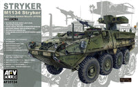 AFV Club 1:35 35134 M1134 Stryker ATGM A/tank Missile Military Model Kit