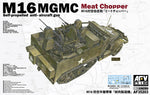 AFV Club 1:35 35203 M16 Multiple Gun Motor Carriage Military Model Kit