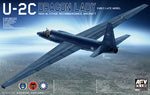 AFV Club 1:48 48114 Lockheed U-2C Dragon Lady Early & Late Model Aircraft Kit