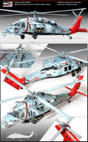 "Academy 1:35 12120 MH-60S US Navy HSC-9 ""Tridents"" Model Aircraft Kit"