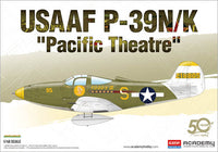 Academy 1:48 12333 P-39N/K Pacific Theatre Model Aircraft Kit