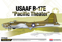 "Academy 1:72 12533 B-17E USAAF ""Pacific Theater"" Model Aircraft Kit"