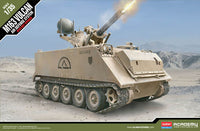 Academy 1:35 13507 US Army M163 Vulcan Model Military Kit
