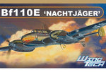 Dragon 1:48 5566 Bf 110E 'NACHTJAGER' Model Aircraft Kit