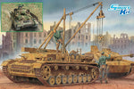 Dragon 1:35 6951 1/35 BERGEPANZERWAGEN IV /PZKPFW IV AUSF H Model Military Kit