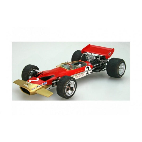 Ebbro 1:20 E005 Team Lotus Type 49B 1969 F1 Model Car Kit