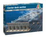 Italeri 1:72 1326 Carrier Deck Section Model Ship Accessory Kit
