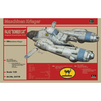 "Hasegawa 1:20 64119 Antigravity Armored Raider Pkf.85 FALKE ""BOMBER CAT"" Model K"