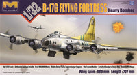 HK Models 1:32 01E04 B-17G Heavy Bomber Model Aircraft Kit