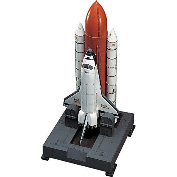 Hasegawa 1:200 10729 Space Shuttle Orbiter With Boosters Model Space Kit