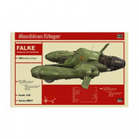 Hasegawa 1:20 HMK01 Antigravity Armored Raider PKF.85 FALKE Model Kit