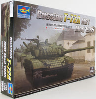 Trumpeter 1:35 09548 T-72A MBT Mod 1985 Model Military Kit