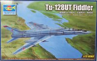 Trumpeter 1:72 01688 Tu-128UT Fiddler Model Aircraft Kit