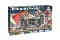 Italeri 1:72 6195 Battle for the Reichstag 1945 - Battle Set kit