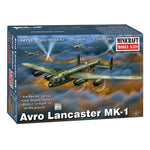 Minicraft 1:144 14753  Avro Lancaster Mk1 Model Aircraft Kit