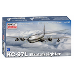 Minicraft 1:144 14757 KC-97L Stratofreighter Tanker Model Aircraft Kit